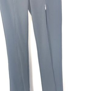 Express Women's Pants Front Leg Zip Open hem BYK
